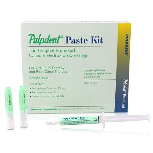 PULPDENT PULP-CAPPING PASTE