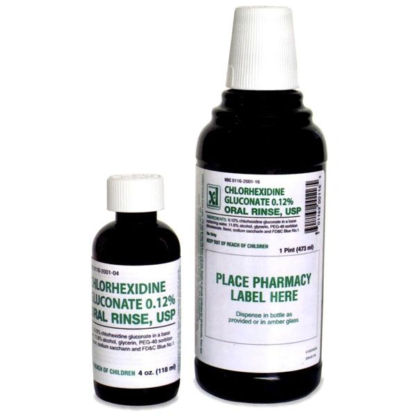XTTRIUM LABORATORIES CHLORHEXIDINE GLUCONATE ORAL RINSE