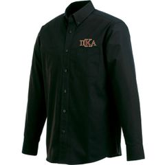 PIKE Classic Long Sleeved Oxford with Big K Logo