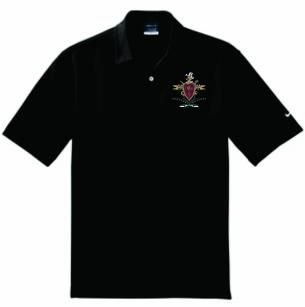 PIKE Nike Performance Polo with Crest