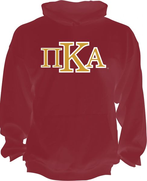 PIKE Hooded Sweatshirt with Big K Logo