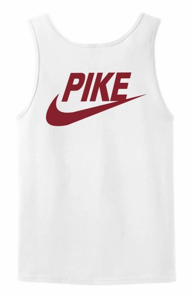 PIKE Swoosh Athletic Tank Comfort Colors