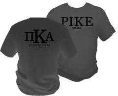 PIKE Black Out