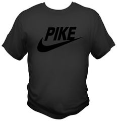 NEW PIKE Comfort Colors Black Out T