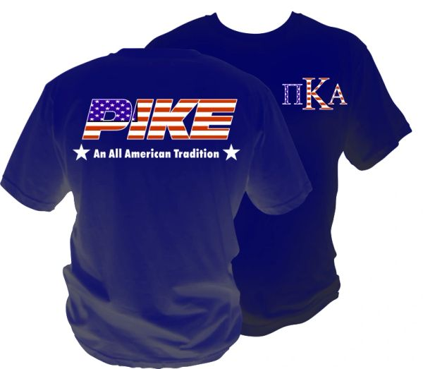 PIKE All American Tradition