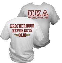 PIKE Brotherhood Never Gets Old