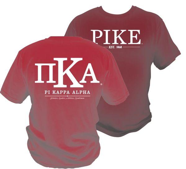 PIKE Established 1868