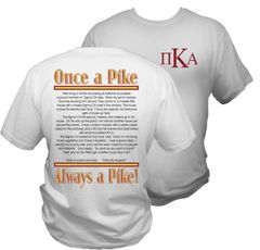 Once a PIKE Always a PIKE