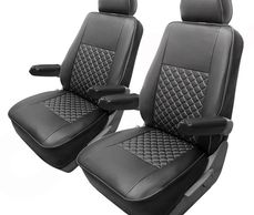 Twin Seat for converting van fronts seats into Captain Seats
