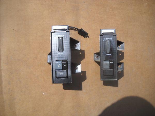 Headlight Switch For 85 92 Firebird Third Gen Bargain Barn