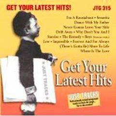 Just Tracks Get Your Latest Hits Jtg315