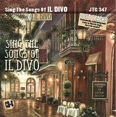 El Divo Sing The Songs of El Divo Jtg-347