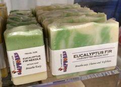 Sauna Safe Eucalyptus Fir
