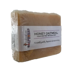 Honey Oatmeal