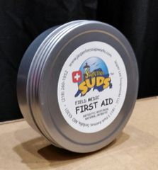 Field Medic First Aid in a Tin