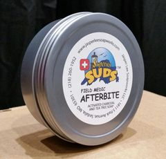 Field Medic Afterbite in a Tin