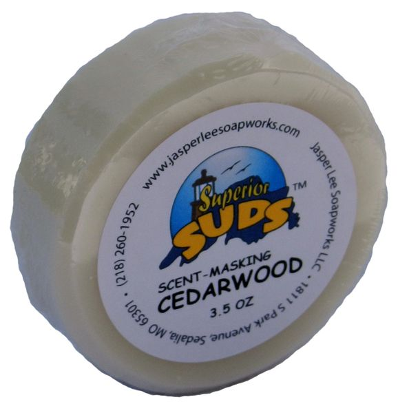 Scent-Masking Cedarwood
