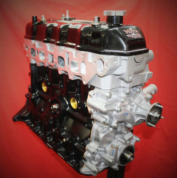 Toyota 22r 2 4l Rebuilt Engine 1981-84