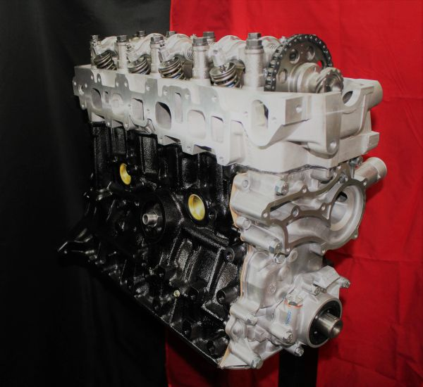 22R/RE Rebuilt Stock Toyota Engine 1985-95