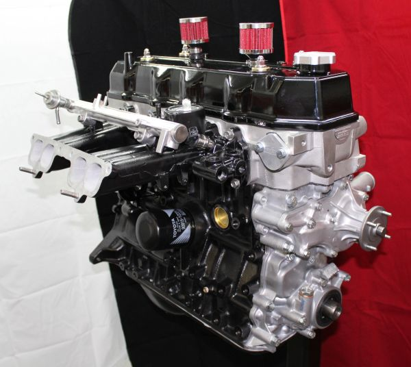 22RE 2 4L Rebuilt Stage 3 Toyota Engine