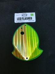 Medium Leo Flasher 50/50 Gold SS on Chart