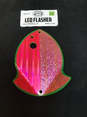Medium Leo Flasher Pink SS Pink Crush on Chart