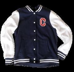 Ladies Letterman Baseball Fleece