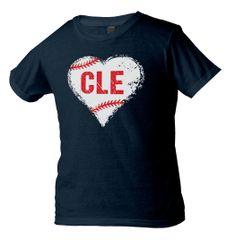 I Heart CLE Baseball Youth