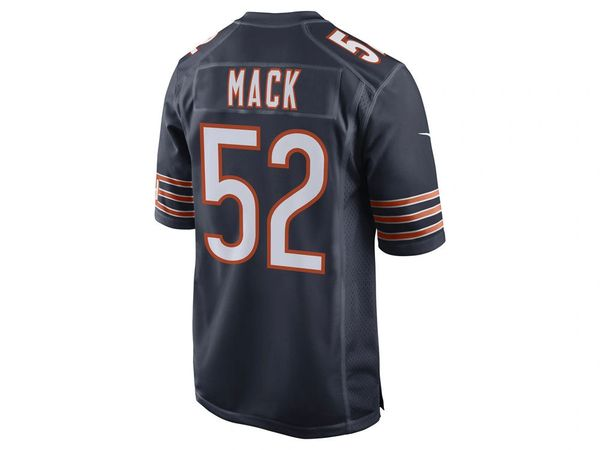 buy online 45a8e fb4b9 Nike NFL Game Jersey Chicago Bears Khalil Mack Jersey