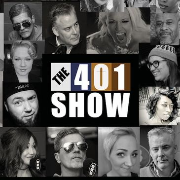 Archived episodes of The 401 Show with David Hooper, Sydney Krey & Meegs B can be found 401show.com