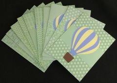 BALLOON NOTE CARDS