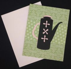 Coffeepot Note Card 05