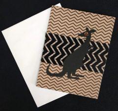 Kangaroo Note Card 04