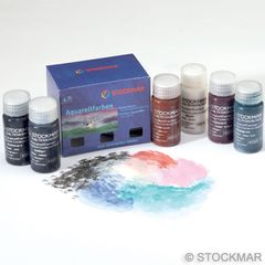 Stockmar Watercolour Paint Supplementary Assortment - 6 colours