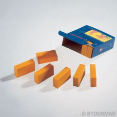 1 Stockmar Wax Blocks - single colours - 1 block