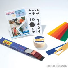 "Stockmar Decorating Wax Creative Set ""Splint Box"""