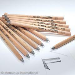 Lyra Super Ferby Graphite - medium soft 1 pencil