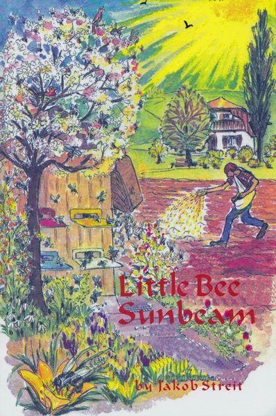 Little Bee Sunbeam by Jakob Streit