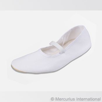 Eurythmy / ballett shoe white or black