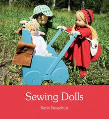 Sewing Dolls by Karin Neuschütz