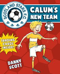 Calum's New Team Scotland Stars F. C Book 1