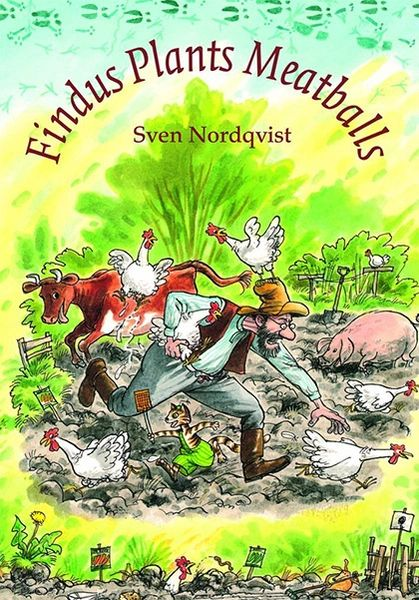 Findus Plants Meatballs by Sven Nordqvist