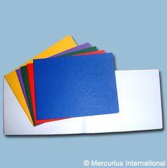 Main lesson book - landscape format 32x24cm/12.6x9.45 inch - no onion skin, 1 book