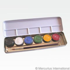 Eulenspiegel skin colours paints- 6 standard colours
