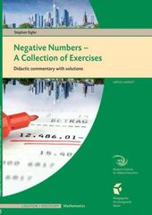 Negative Numbers –– a Collection of Exercises: Teacher Workbook