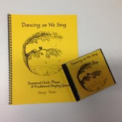 Dancing As We Sing Book and CD Set
