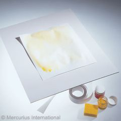 Plastic Painting Board 30x40cm