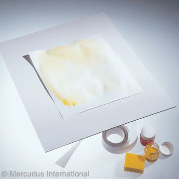 "Plastic Painting Board 11.81x15.75"" (30x40cm)"