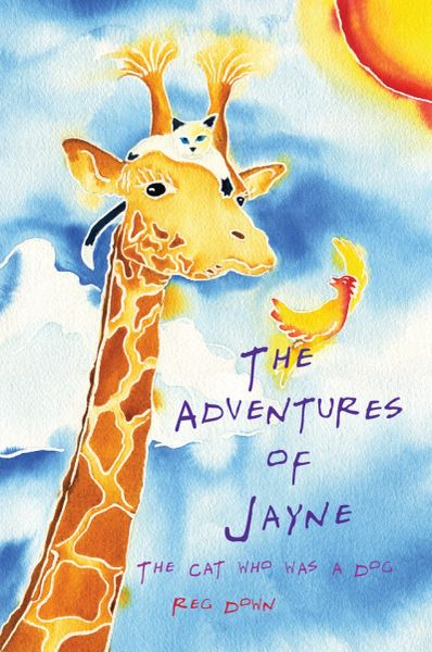 The Adventures of Jayne by Reg Down