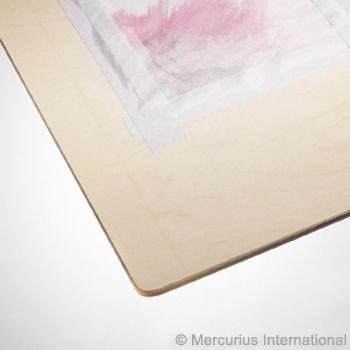 "Plastic Painting Board 15.78x21.65""(40x55cm)"